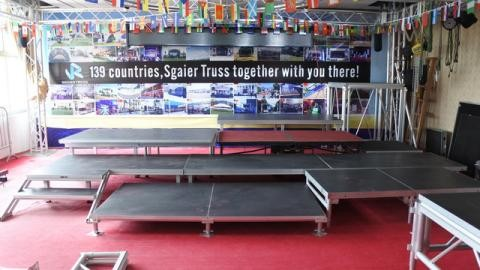 Guangzhou Sgaier Truss Co.,Ltd